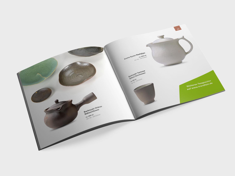 Broschüre Gestaltung Grafikdesign