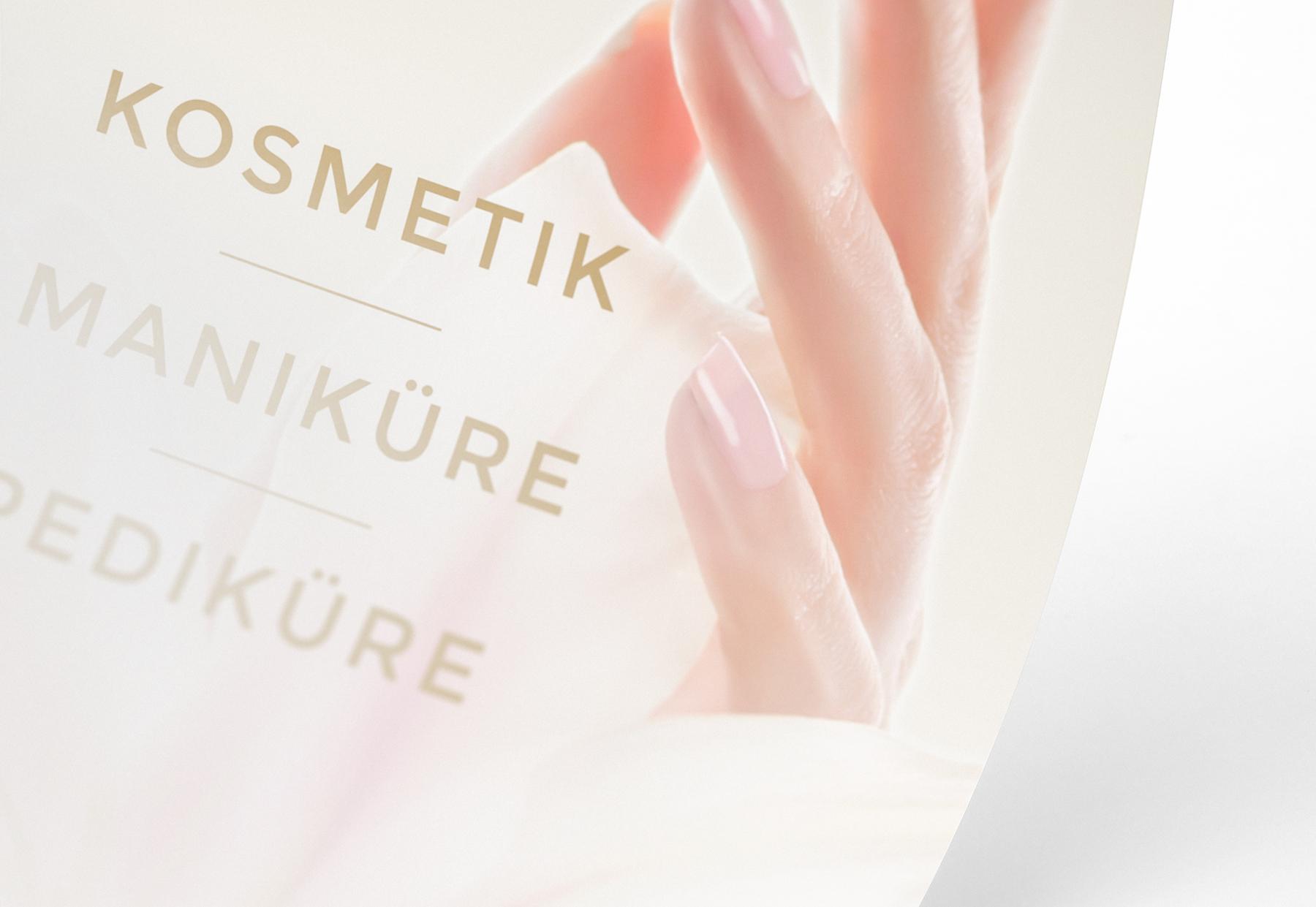 Drucksachen Kosmetikstudio